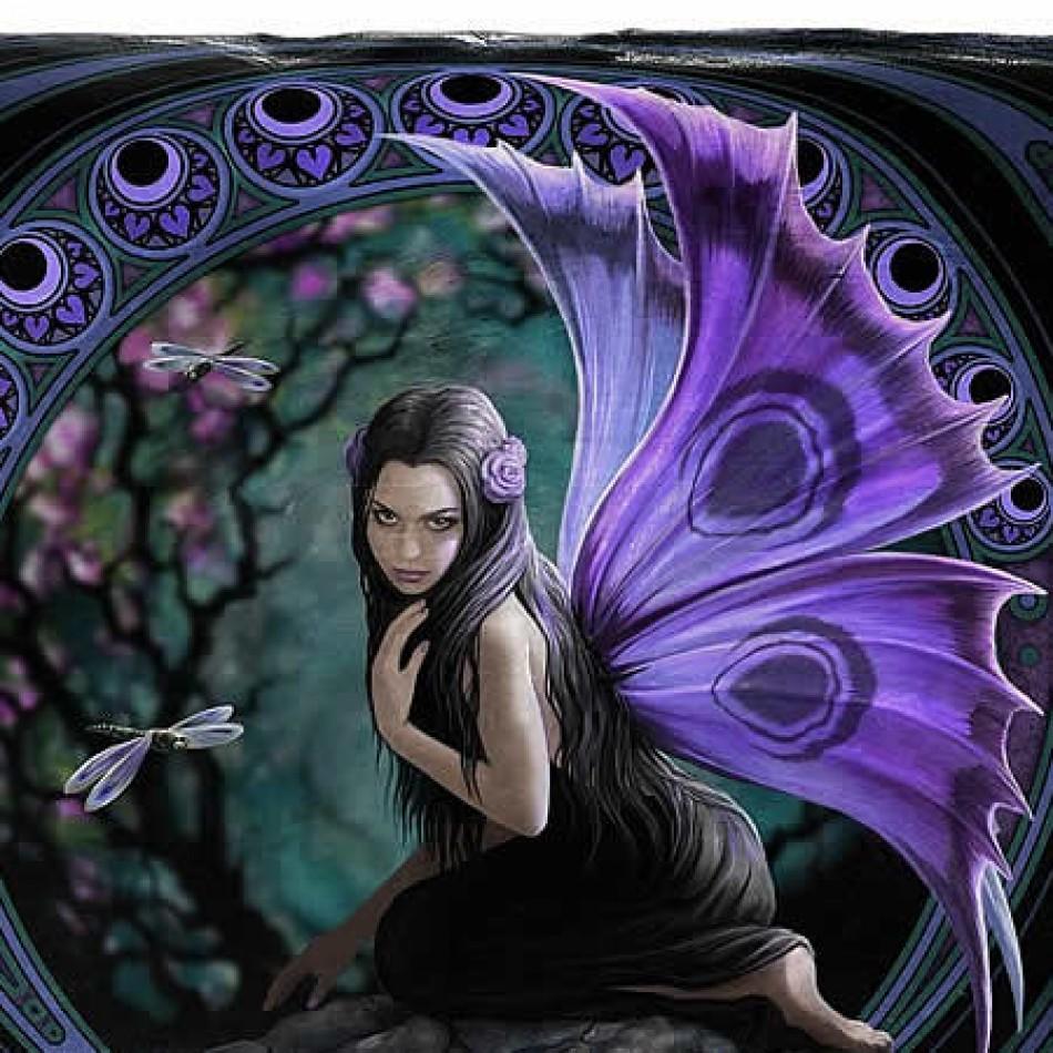 Vampires Kitchen Nemesis Now Anne Stokes Naiad Fairy