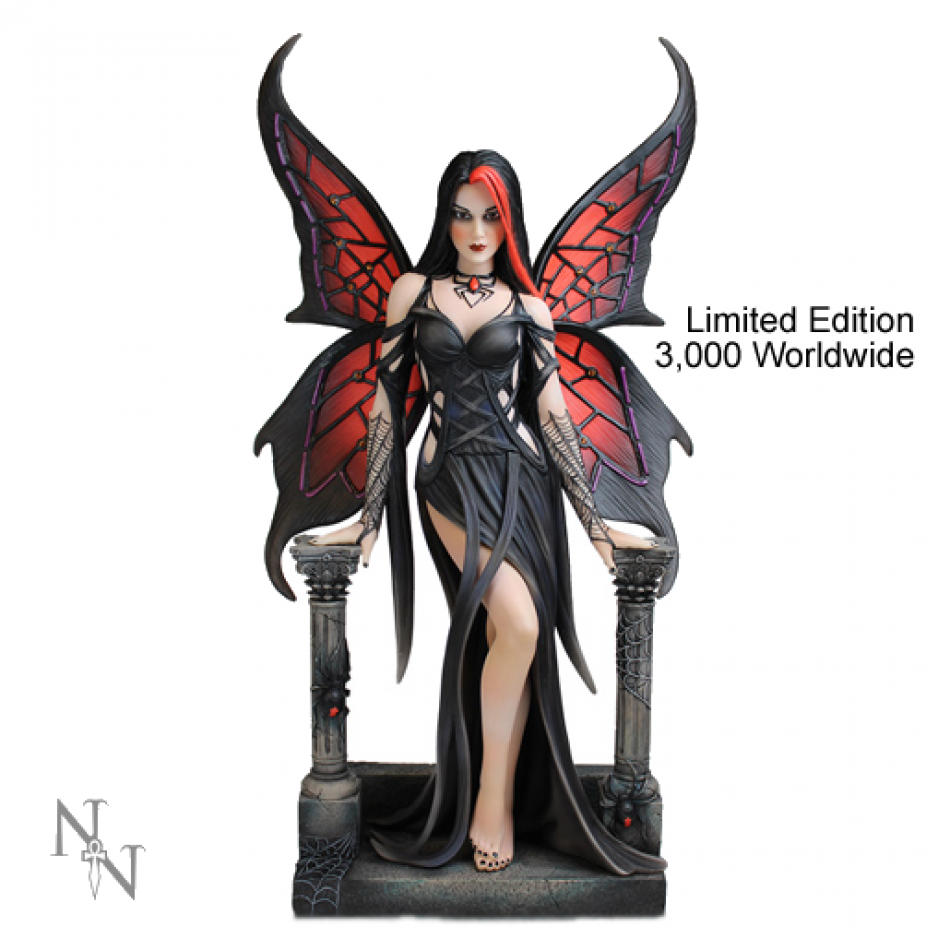 vampires kitchen anne stokes aracnafaria limited edition figurine. Black Bedroom Furniture Sets. Home Design Ideas