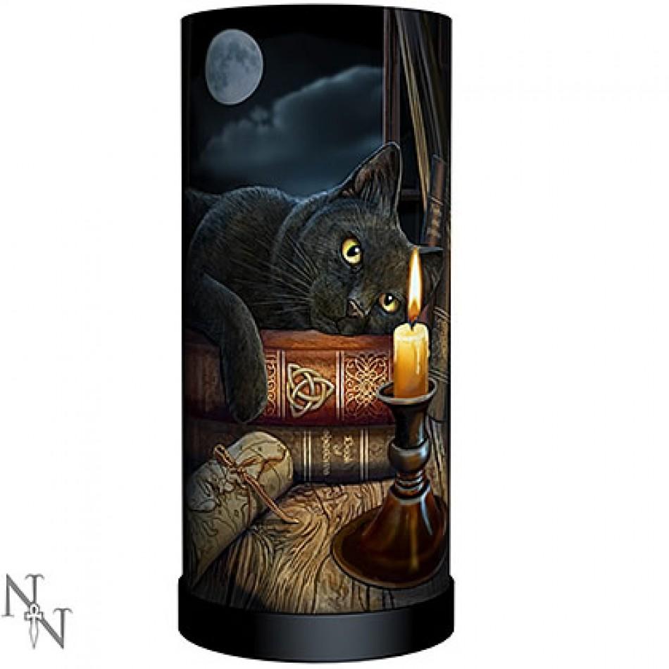 Kitchen Art 24cm: Nemesis Now Lisa Parker Witching Hour Lamp